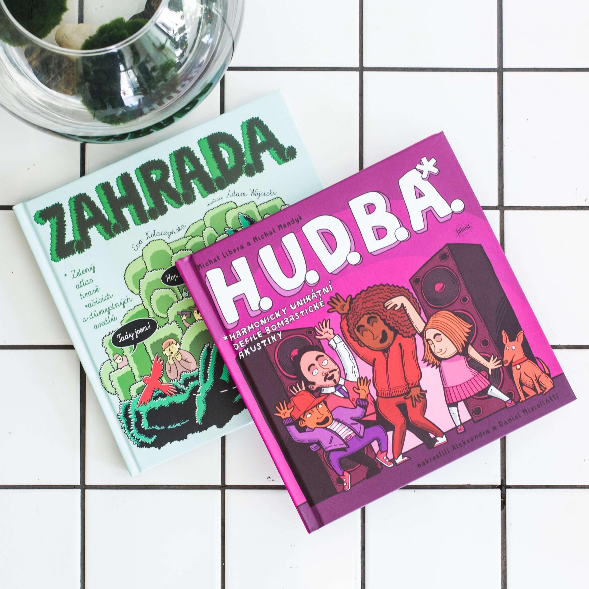 H.U.D.B.A. + Z.A.H.R.A.D.A.